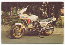MOTO HONDA TURBO 500 CC - Motorbikes