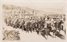 RP: LA PAZ , Bolivia , 00-10s ; Soldiers On Parade - Bolivia