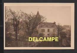 DD / 75 PARIS / 20è Arr. QUARTIER DE CHARONNE / L ÉGLISE ST-GERMAIN DE CHARONNE , LE CIMETIÈRE , LE PRESBYTÈRE - Distrito: 20