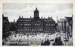 AMSTERDAM- 408- Dam. Palais Royal- - Amsterdam