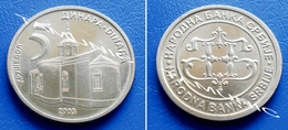 SERBIA SRBIJA 5 Dinara 2003 - Servië