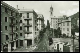 GENOVA NERVI, Via G.Franchini - Viaggiata - Other Cities
