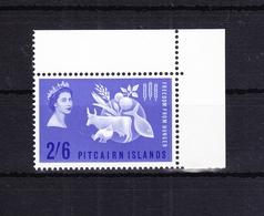 Pitcairn 35 ** Postfrisch Kampf Gegen Den Hunger, MNH #RB685 - Briefmarken