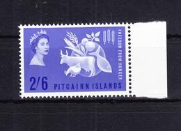 Pitcairn 35 ** Postfrisch Kampf Gegen Den Hunger, MNH #RB686 - Briefmarken