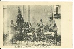 55 - VILOTTE DEVANT LOUPPY / TOMBES DE SOLDATS FRANCAIS - France