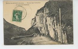 SAINT BERON - Route Des Echelles - Gorges De Chailles - Autres Communes