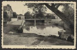 Carte Postale - Athus Pont Sur La Messancy (O Préaux & Cie. Ghlin) / Neuve - Belgium