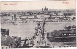Kilátás A Bazilika Felé - Budapest  (1908) - Hongarije