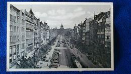 Praha Václavské Náměstí Czech - Repubblica Ceca