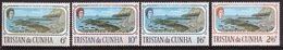 Tristan Da Cunha 1967 Set Of Stamps To Celebrate The Opening Of Calshot Harbour. - Tristan Da Cunha