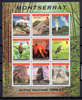 1995 - MONTSERRAT  -  Catg.. Mi. 1008/1016 - NH - (UP.207.9) - Montserrat