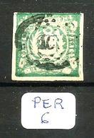 PER YT 13a En Obl - Peru
