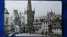 Die Karlsbrücke In Prag Czech - Repubblica Ceca