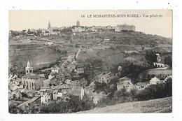 Le MONASTERE Sous RODEZ  (cpa 12) Vue Générale    -  L 1 - Rodez