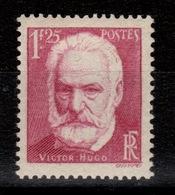 YV 304 N* Victor Hugo Cote 5,50 Eur - France