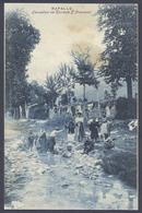 RAPALLO, Lavandaie Nel Torrente S.Francesco - Viaggiata 1914 - Altre Città