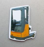 - Magnet - Chariot élévateur STILL - - Advertising