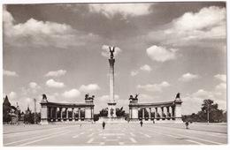 Budapest - Millenniumi Emlékmü - (1964) - Hongarije