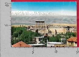 CARTOLINA VG LIBANO - BAALBECK - General View - 10 X 15 - ANN. 1974 - Libano