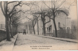 15 - MAURS-LA-JOLIE - Route De La Gare (impeccable) - France
