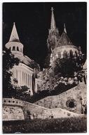 Budapest -  Halászbástya - Night / Nuit - Hongarije