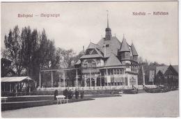 Budapest -  Margitsziget : Kavéház - Kaffehaus - Hongarije