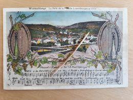 WORMELDANGE - La Perle De La Moselle Luxembourgeoise 1934 - Unclassified