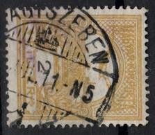 Nagyszeben Sibiu Hermannstadt - TURUL 191? ROMANIA Transylvania  - Hungary Erdély KuK K.u.K - 2 Fill. - Used - Transylvanie