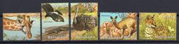 2004 - BOTSWANA -  Catg.. Yv. 915/919 - NH - (UP.207.9) - Botswana (1966-...)