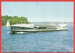 "Berlin, Wannsee, MS "" Moby Dick "", Stern Und Kreisschiffahrt - Wannsee"
