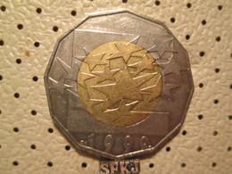 CROATIA 25 Kuna 1999 Bimetal # 4 - Croatia