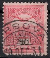 Orsova Orșova - TURUL 1900 ROMANIA Transylvania  - Hungary Erdély KuK K.u.K - 10 Fill. - Used - Transylvanie