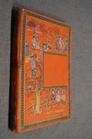 Chez Les Chinois,Chine,par Louis Dupont,belle Reliure Carton,158 Pages,25,5 Cm. Sur 16 Cm. - Books, Magazines, Comics