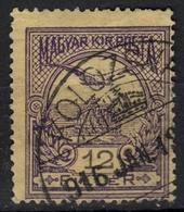 Cluj-Napoca Kolozsvár Klausenburg - TURUL 1916 ROMANIA Transylvania  - Hungary Erdély KuK K.u.K - 12 Fill. - Used - Transylvanie