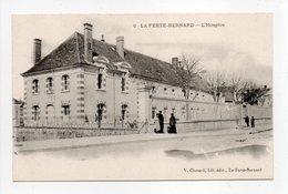 - CPA LA FERTE-BERNARD (72) - L'Hospice - Edition V. Chotard N° 6 - - La Ferte Bernard