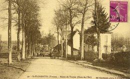 """SAINT-FLORENTIN Route De Troyes """" Gare De L'est """" (C7994) - Saint Florentin"""