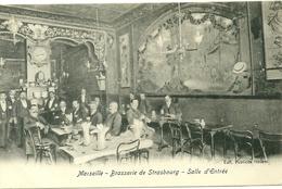 MARSEILLE - Brasserie De Strasbourg - Salle D' Entrée - Marseilles