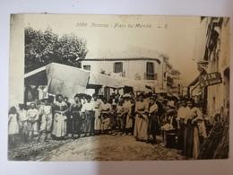 PALAVAS PLACE DU MARCHE - Palavas Les Flots