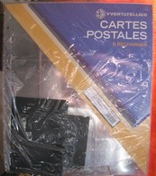 Yvert Et Tellier -  RECHARGES CARTES POSTALES Pour RELIURE 2002 (REF. 2001) - Supplies And Equipment