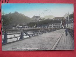 Celje / Cilli: Auf Der Kapuzinerbrücke - Slowenien