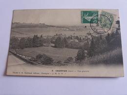 Champier - Vue Générale - Autres Communes