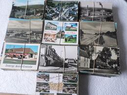 VRAC ENVIRON 1000 CARTES POSTALES MODERNES ET SEMI MODERNES DE FRANCE -DROUILLE - BON ETAT - Cartes Postales