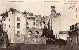 63 Puy De Dôme : Château De Chazeron - France