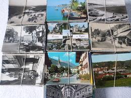 VRAC ENVIRON 1000 CARTES POSTALES MODERNES ET SEMI MODERNES ETRANGERES -DROUILLE - BON ETAT - Cartes Postales