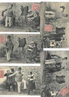 1  LOT DE C.P.A.    NE BOUGEONS PLUS - Photographs