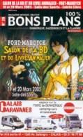 RECULE : Magazine BON PLAN (salon FORT MARDYCK 2005) - Livres, BD, Revues