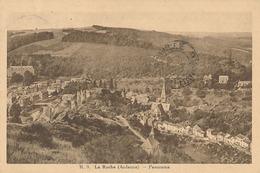 LA ROCHE - N° R 9 - PANORAMA - La-Roche-en-Ardenne