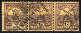 Szinyérváralja Seini - TURUL 1914 ROMANIA Transylvania  - Hungary Erdély KuK K.u.K - 12 Fill. - Used - Transylvanie