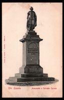 Angola - Loanda - Monumento A Salvador Correia - Edit. OSORIO & SEABRA - Angola