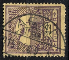 ARAD - TURUL 1915 ROMANIA Transylvania  - Hungary Erdély KuK K.u.K - 12 Fill. - Used - Transylvanie